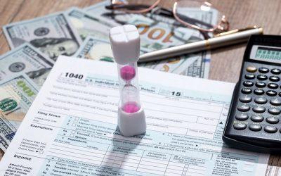 Chuck Franklin's Tax Extension Breakdown