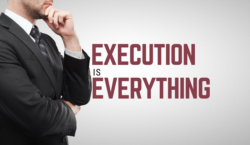 Execution Is Everything When It Comes To The Success Of An Idea For Greater Columbus Ohio Small Businesses