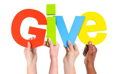 How Year-End Giving Changes You by Chuck Franklin