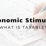 Which Stimulus Payments Are Taxable (and Which Aren't) For Greater Columbus Ohio Taxpayers
