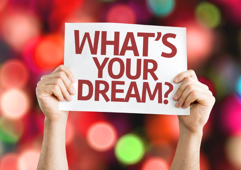 Time To Dream With Your Friendly Greater Columbus Ohio Tax Professional