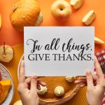 Cultivating Gratitude for Thanksgiving 2020 in Greater Columbus Ohio