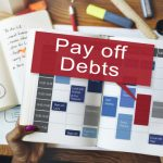 Paying Off Debt by Chuck Franklin